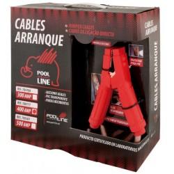 Cables de arranque 400AMP Camión