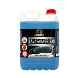 Lavaparabrisas -9º con aroma manzana