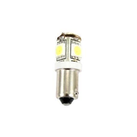 LAMPARAS POSICION T10 5 LEDS BLANCOS