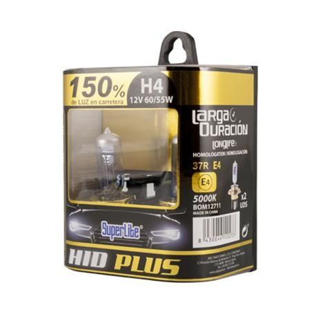 LAMPARAS H4 HID PLUS 150%