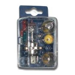 ESTUCHE LAMPARAS MINI H4 12V