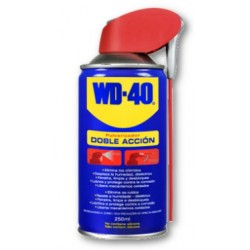 WD40 DOBLE ACCION SPRAY 250ML REF-34530