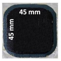 PARCHE CUBIERTA PRF PLUS 45X45 MM/66204