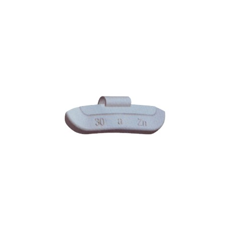 CONTRAPESA MOD.S-16 ZINC-40GR/S1640